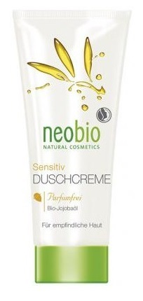 neobio Sprchový gel SENSITIV Bio Jojoba 200ml.
