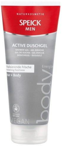 SPEICK Men Active 2v1 Šampon a Sprchový gel 200 ml
