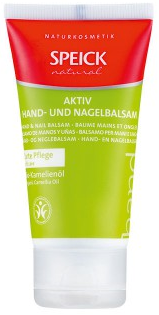 SPEICK Natural Active Balzám na ruce a nehty 50 ml.