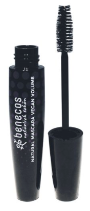 BENECOS Řasenka VEGAN VOLUME Magic Black - 10 ml.