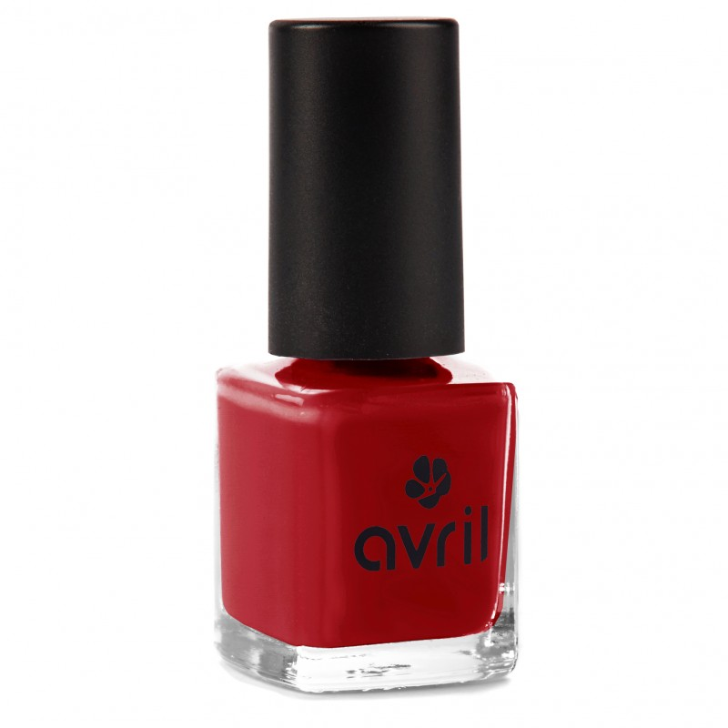 AVRIL Lak na nehty No. 19 ROUGE OPÉRA - 7 ml.