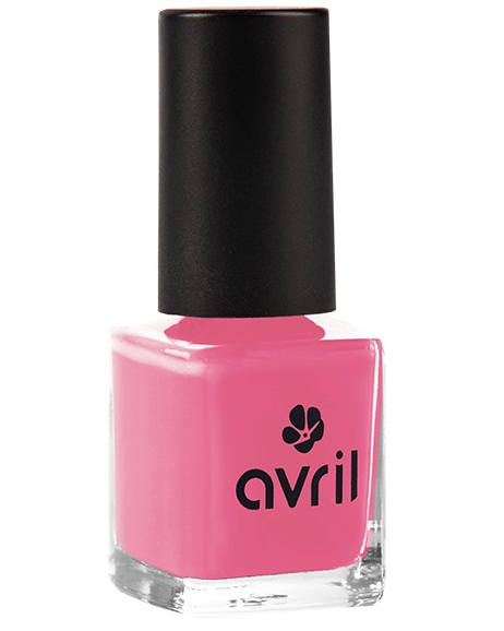 AVRIL Lak na nehty No. 472 ROSE TENDRE - 7 ml