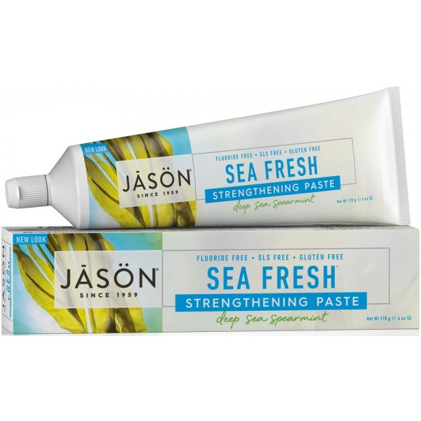 JASON Zubní pasta Sea Fresh - 170 gr.