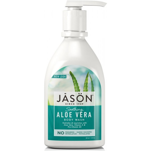 JASON Gel sprchový Aloe Vera - 887 ml.