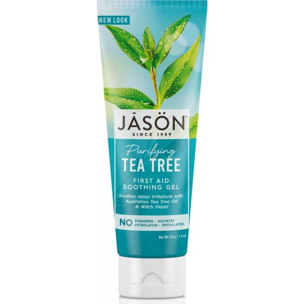 JASON Gel pleťový Tea Tree - 113 gr.