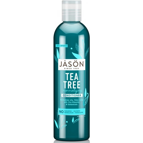 JASON Kondicionér vlasový Tea Tree 227 gr.