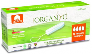 Organyc Tampóny Super PLUS 16 ks