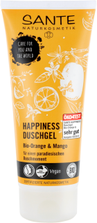 SANTE Sprchový gel HAPPINESS 200 ml.