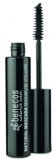 BENECOS Řasenka MAXIMUM VOLUME Deep Black - 8 ml.