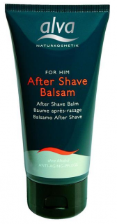 ALVA FOR HIM - BALZÁM PO HOLENÍ 75 ML