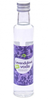 PURITY VISION Levandulová voda BIO 250 ml.