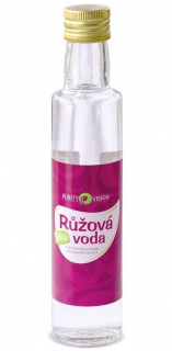 PURITY VISION Růžová voda BIO 250 ml.