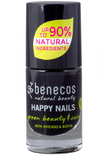 BENECOS Lak na nehty LICORICE - 5 ml