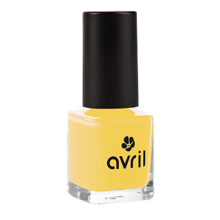 AVRIL Lak na nehty No. 680 Jaune Curry - 7 ml