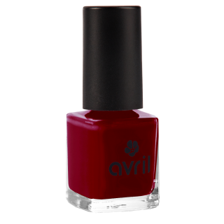 AVRIL Lak na nehty No. 671 BORDEAUX - 7 ml