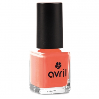 AVRIL Lak na nehty No. 02 CORAIL - 7 ml.
