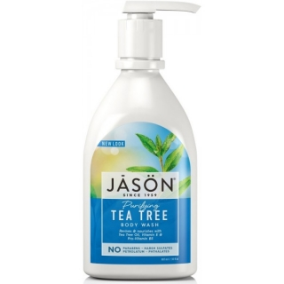 JASON Gel sprchový Tea Tree - 887 ml.