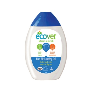 ECOVER prací gel 630 ml.